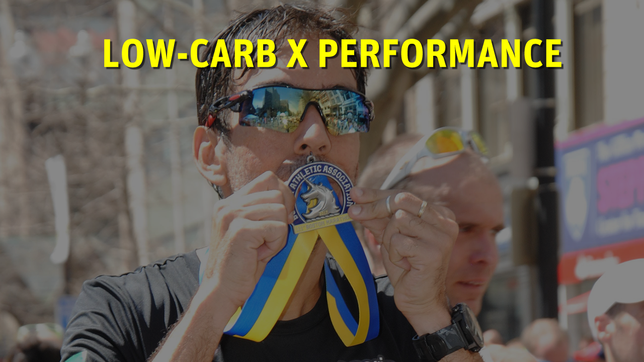 Low-Carb e performance de novo? Sim!