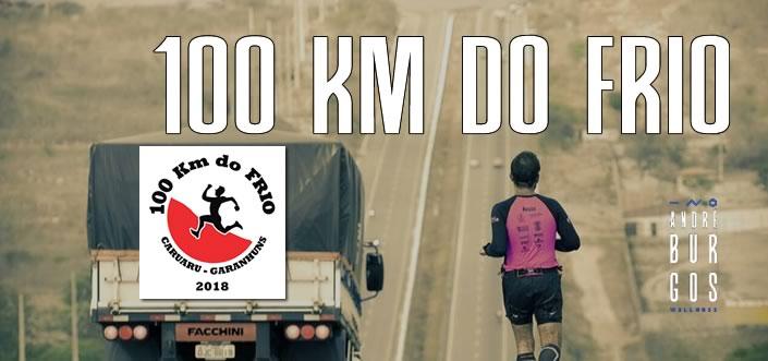 [LIVE] 100 km do Frio