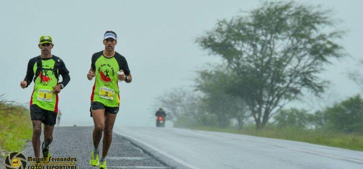 Há 1 ano corri a ultramaratona de 100 km do frio