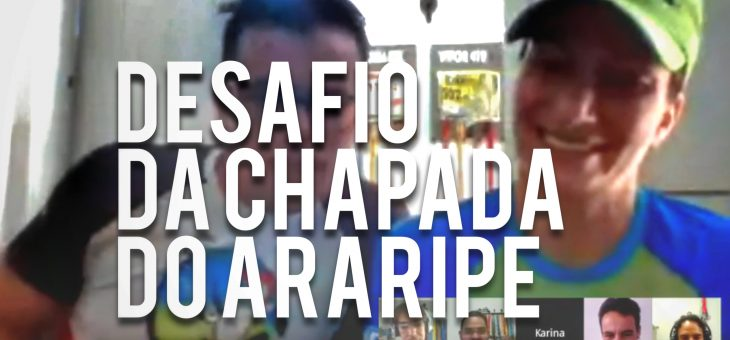 Desafio de 50 km da Chapada do Araripe