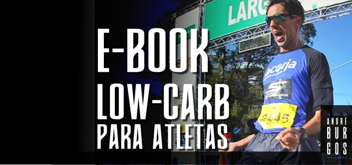 E-Book Gratuito: Low-Carb para Atletas
