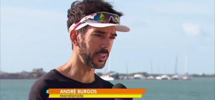 Minha história no Globo Esporte | Burgos em Boston