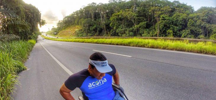 Filipe Burgos e a corrida de rua: uma história pra inspirar!