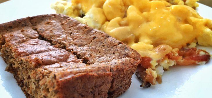 Receita de pãozinho de forno low carb | Paleo