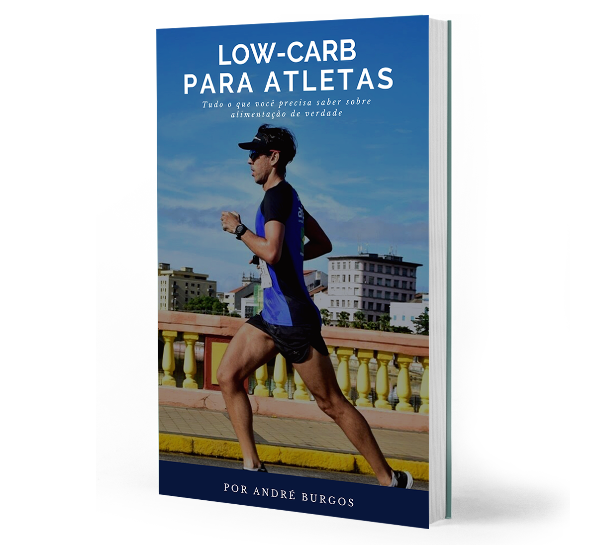E-book Low Carb Para Atletas