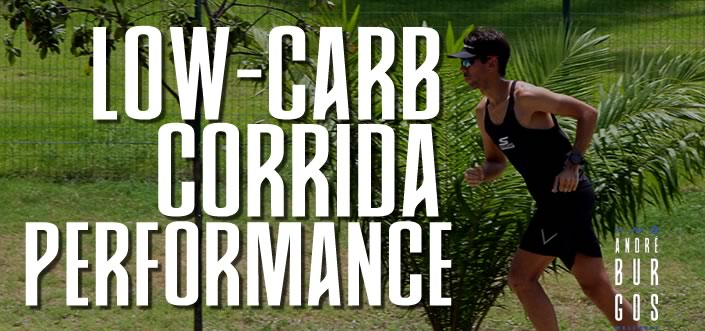 Corrida, low-carb e performance combinam demais!