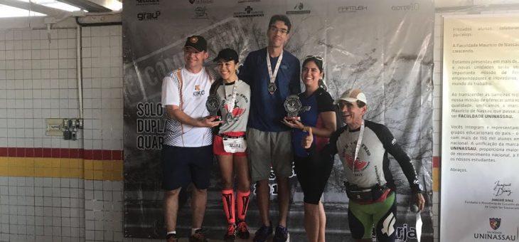 100 km do frio 2017 | 1º lugar na dupla mista